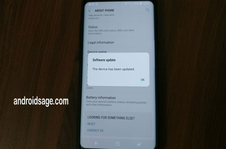 Samsung Galaxy S8 (Plus) latest July 2017 Security patch update [Download G950FXXU1AQG5]