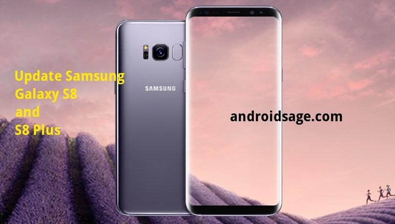 Samsung Galaxy S8 and S8+ (SM-G950U) (SM-G955U) Snapdragon variants update