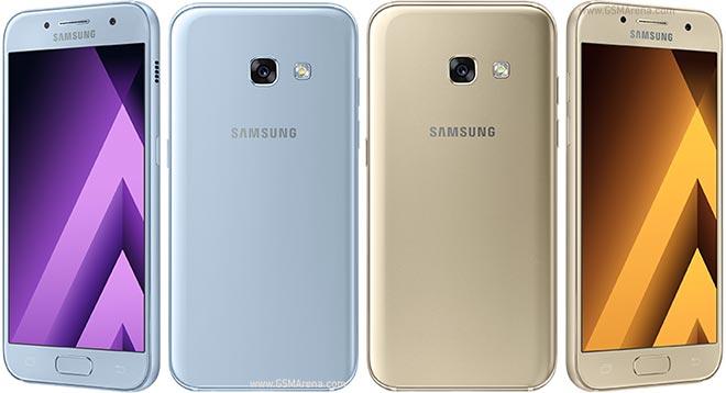 Nougat updatefor Galaxy A3