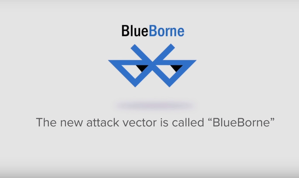 Download Blueborne vulnerability patch for galaxy S8 and S8