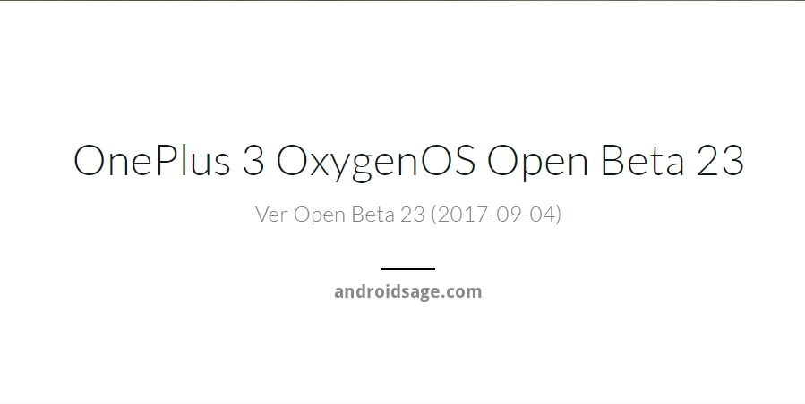 OnePlus 3 OxygenOS Open Beta 23 _ Downloads - OnePlus 3T OxygenOS Open Beta 14
