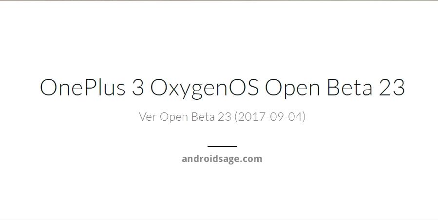 OnePlus 3 OxygenOS Open Beta 23 _ Downloads - OnePlus 3T OxygenOS Open Beta 14