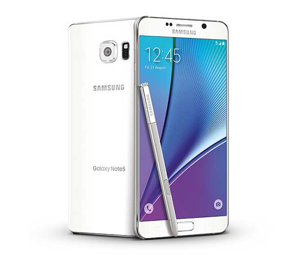7.0 Nougat update for Galaxy Note 5
