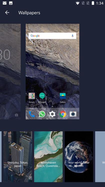 Google Pixel 2 XL live wallpapers Screenshot