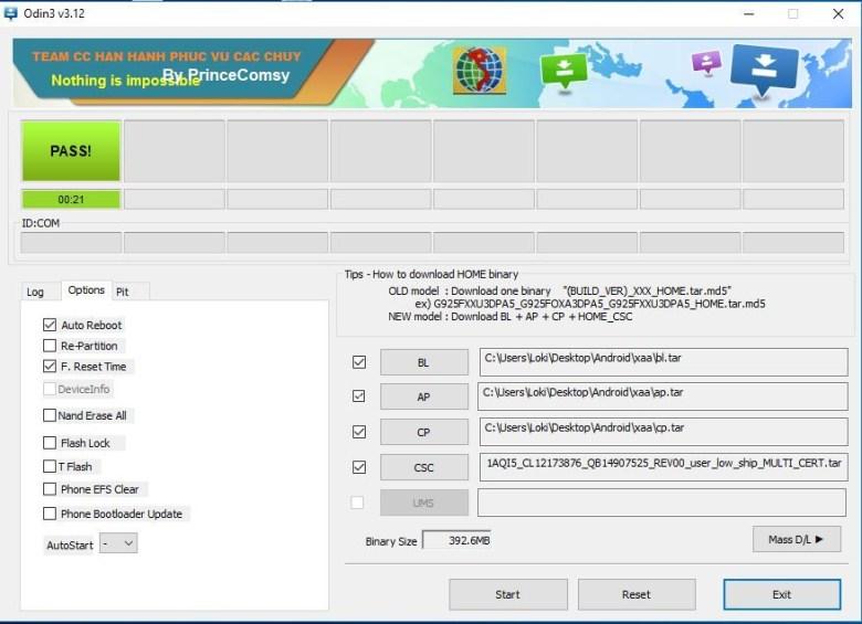 Root note 8 snapdragon usa variant sm n950u3