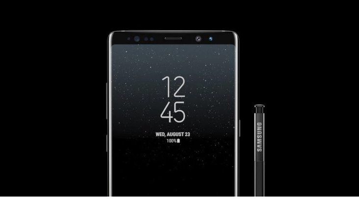 Samsung Galaxy Note 8 atest October 2017 security patch update