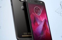 September security patch for Moto Z2 Force