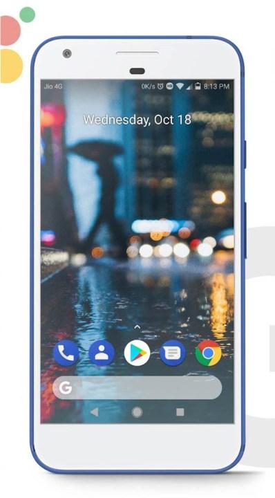 Google Pixel 2 Theme for EMUI 5