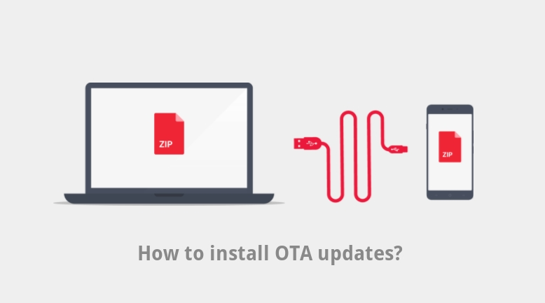 Install OTA updates on your Android phone via stock recovery and ADB sideload methods