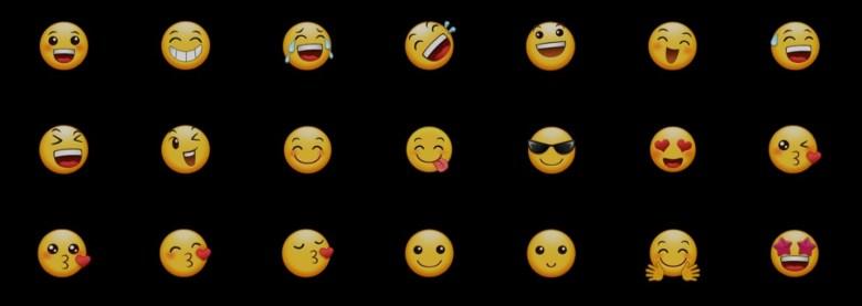 New emoji with samsung experience 9.0 screenshot