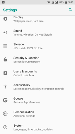 8.1 Oreo for all Xiaomi devices