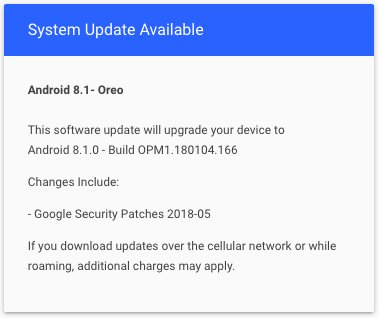 Essential Phones rolling out a new software build that includes May security patches