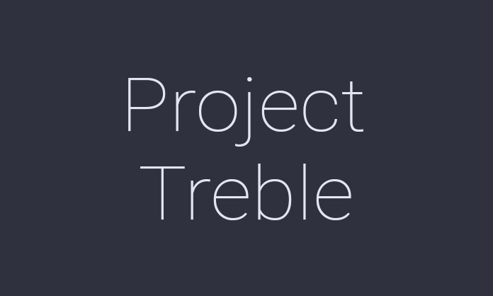 Google-Project-Treble-Android