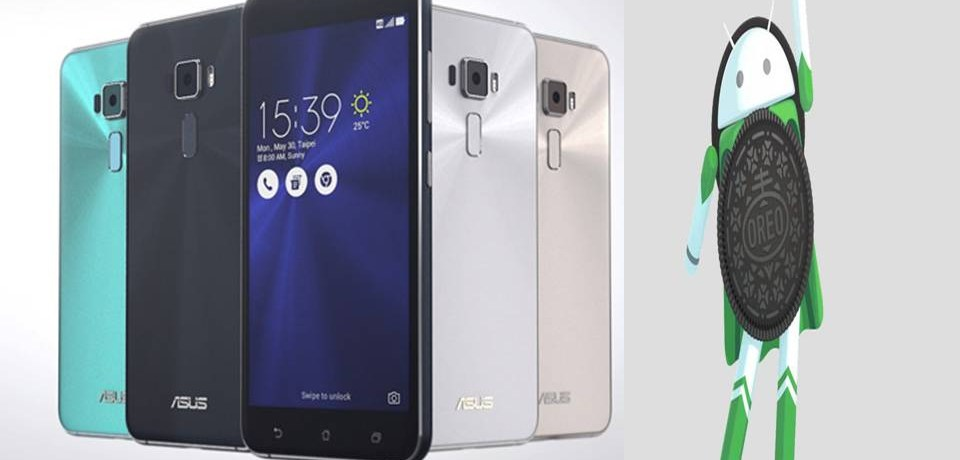 Android 8.0 Oreo for ASUS Zenfone 3