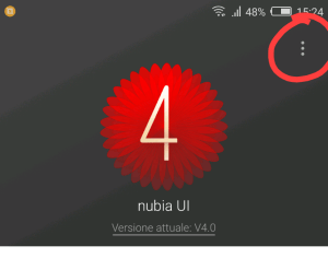 Nougat update for Nubia Z11