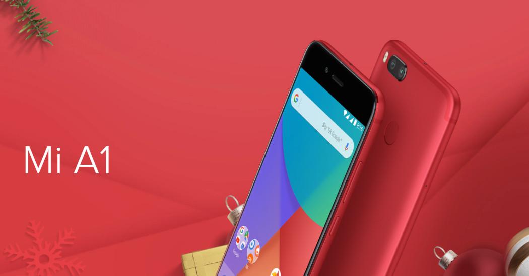 Xiaomi Mi A1 January 2018 Oreo Beta 2 OPR1.170623.026.8.1.10