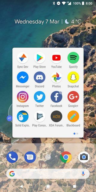 Download Pixel Launcher from Android 9.0 P