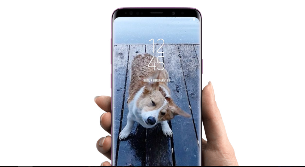 Samsung Galaxy S9 and S9+ apps and features port Camera