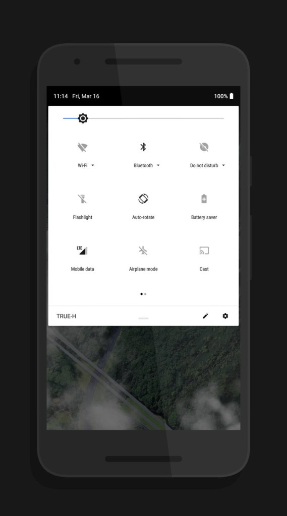XPOSED module Android P ify features Android P Oreo screenshot2