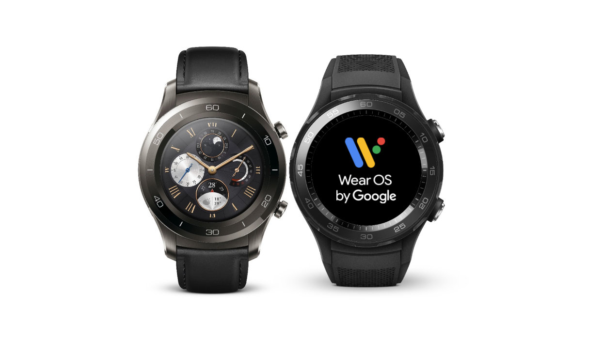 download and install Wear OS by Google based on Android P 9.0 Huawei Watch 2