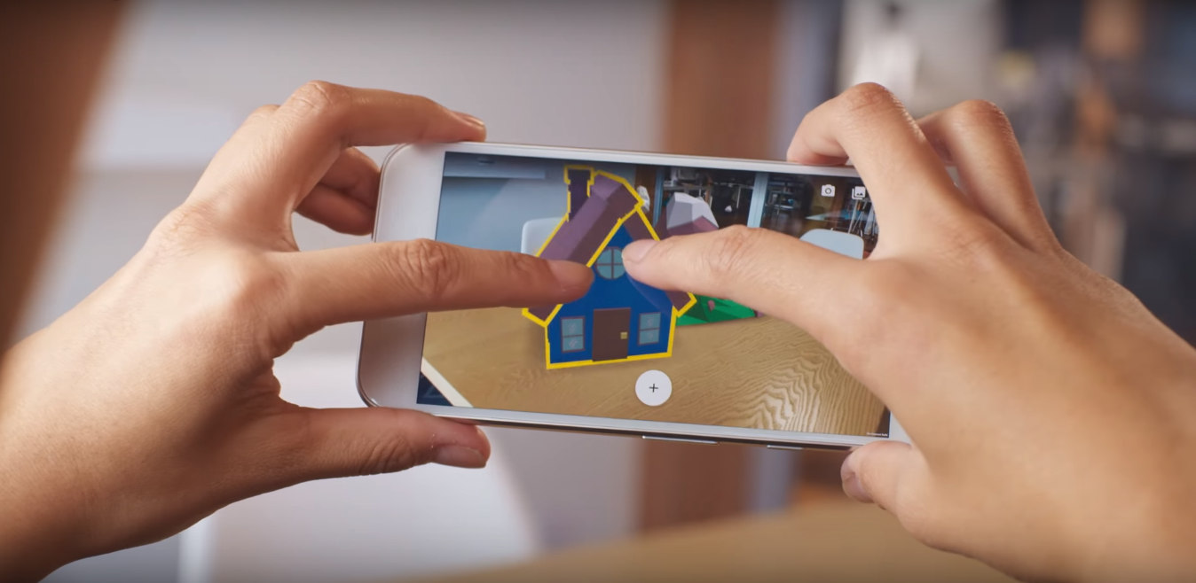 Download and Install ARCore and AR Stickers from Google Augmented Reality