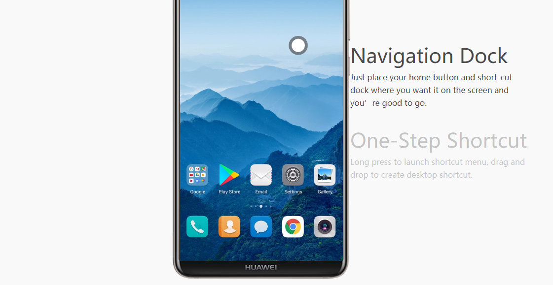 Download and Install Huawei P8 or Honor 8 (Lite) Android 8.1 Oreo update EMUI 8