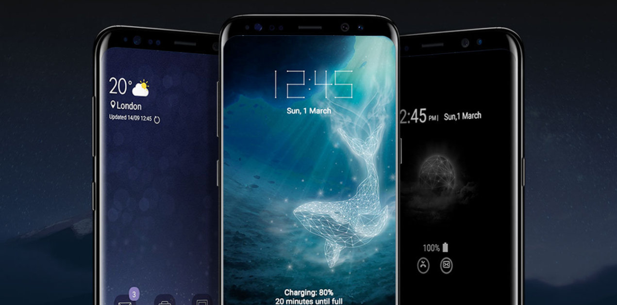 Download best Samsung Themes Apps Store