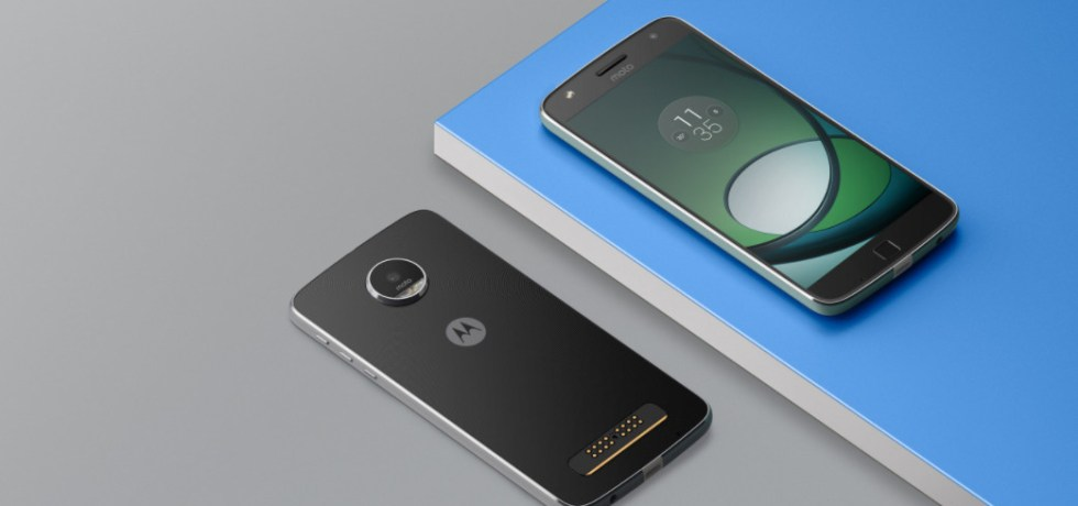download and install Moto Z Play Android 8.0 Oreo OTA update April 2018 Security Patch