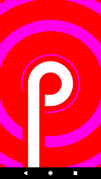 Android P developer Preview 2 screenshot1