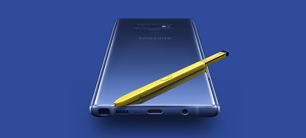 Download Samsung Galaxy Note 9 Stock Wallpapers min