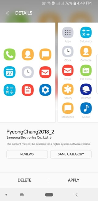 Icon Pack Screenshot_20180914-164905_Samsung Themes