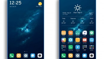 Download and Install MIUI 9 Theme For Samsung Devices