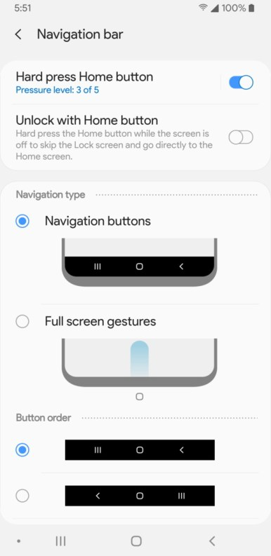 Samsung Experience 10 based on Android 9.0 Pie for Galaxy S9 screenshot14