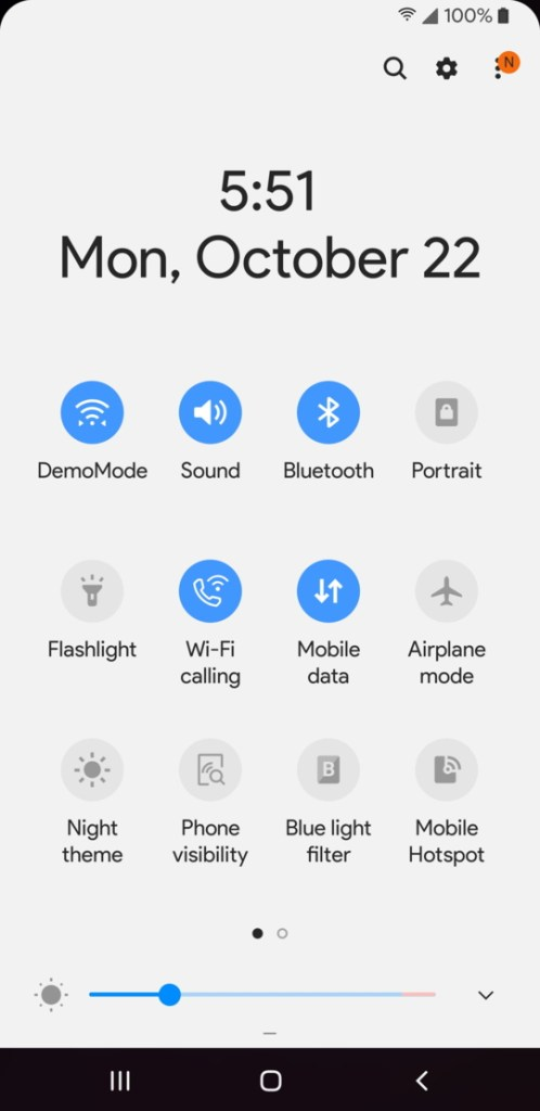 Samsung Experience 10 based on Android 9.0 Pie for Galaxy S9 screenshot3