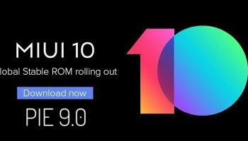 Xiaomi Poco F1 MIUI 10 3 5 0 features Dark Mode for some [OTA Downloads]