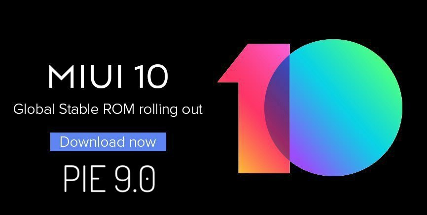 Download Xiaomi Poco F1 Official Stable Android 9.0 Pie OTA Update