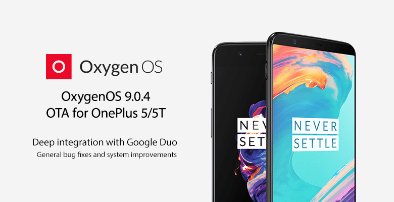 Download Oxygen OS 9.0.4 for OnePlus 5 and 5T-min