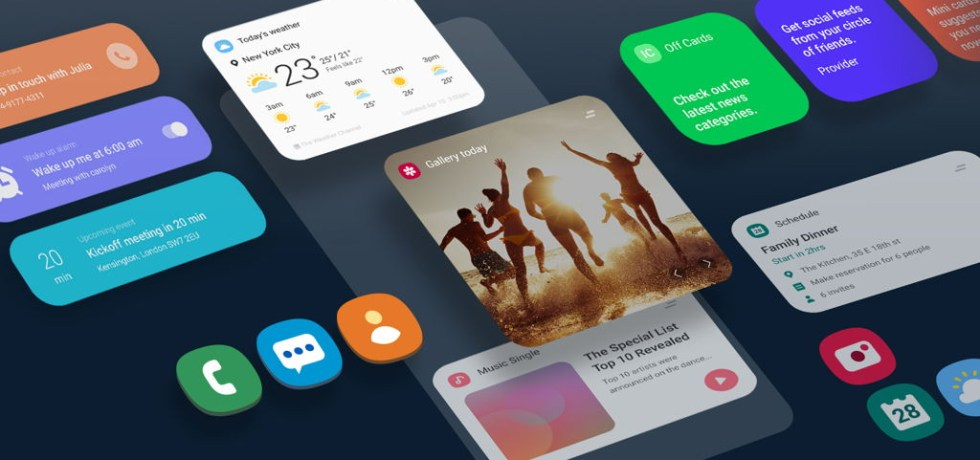 Latest One UI Home Launcher APK download