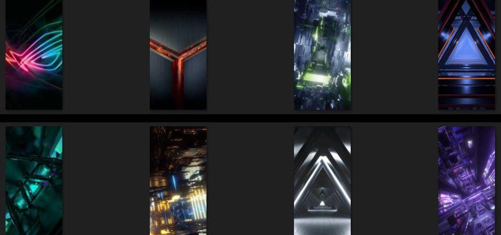 Download Asus ROG Phone 2 wallpapers