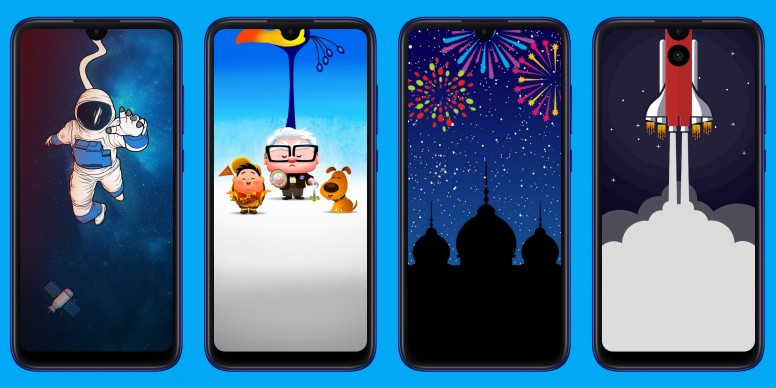 Download Dot Notch Wallpapers For Redmi Note 7 Pro And Note 7