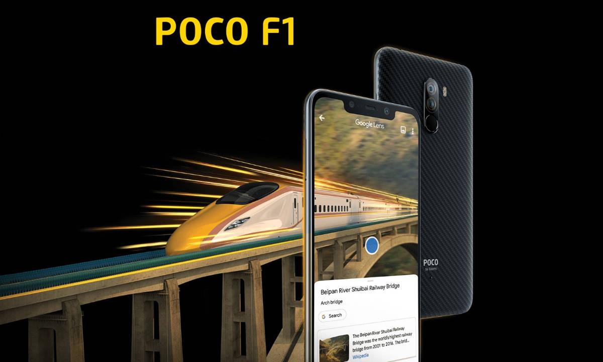 Download Poco F1 latest MIUI OTA update