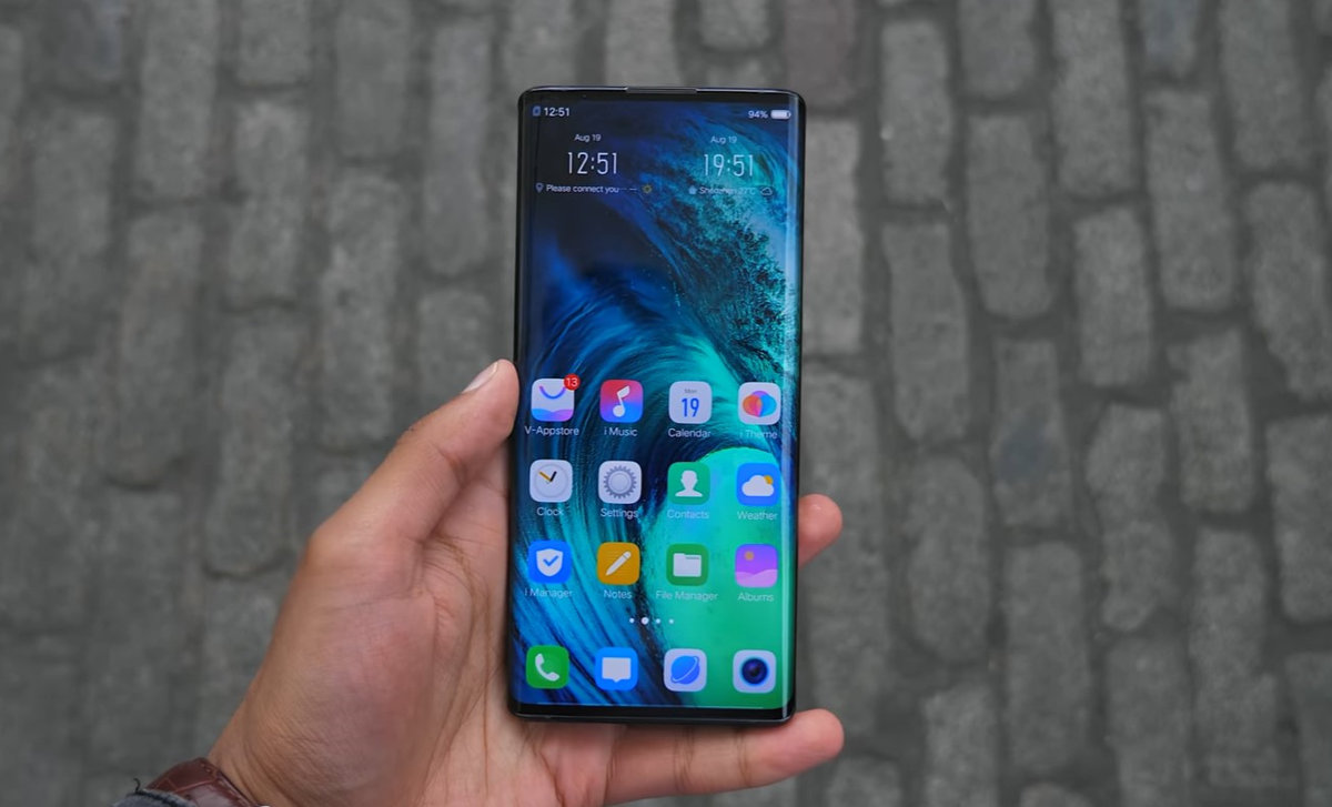 Vivo NEX 3 wallpapers download