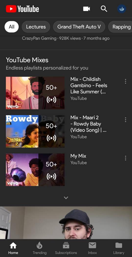YouTube Vanced APK download