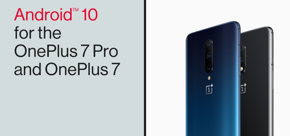 Download Android 10 for OnePlus 7 pro based on Oxygen OS 10