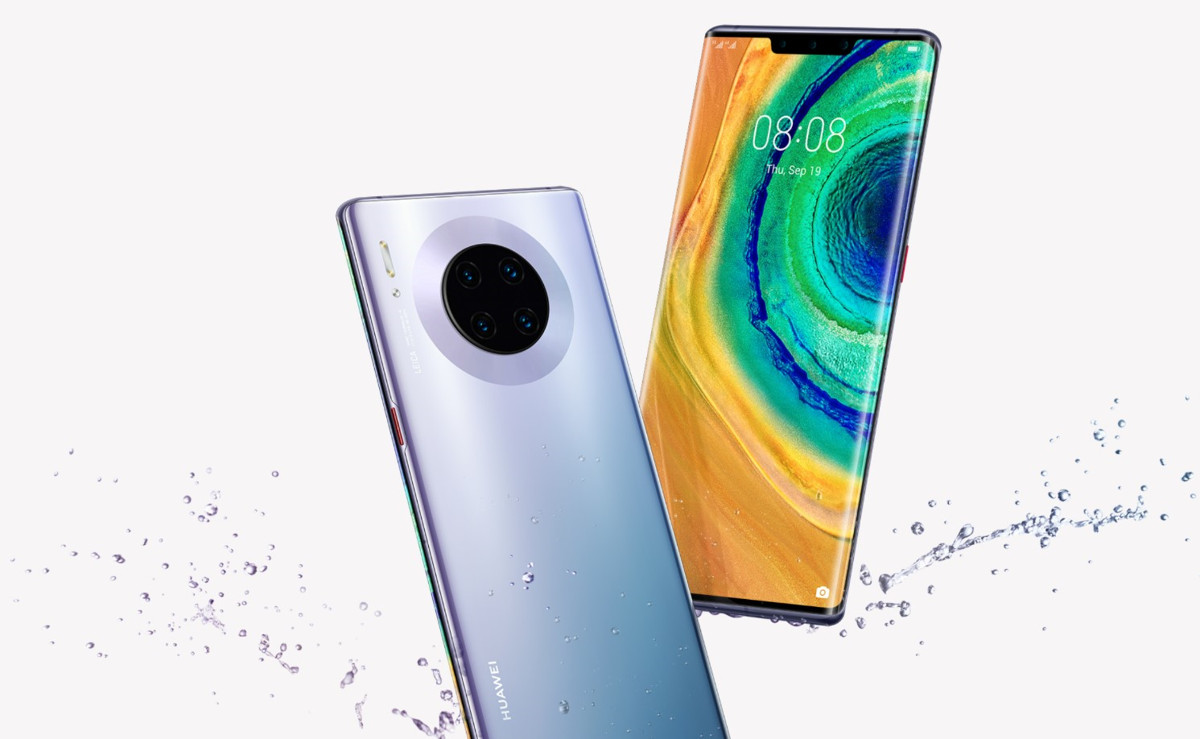 Download Huawei Mate 30 (Pro) (5G) Wallpapers and Ringtones Official Stock