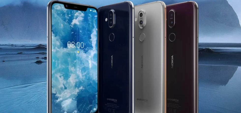 Download Nokia 8.1 Android 10 OTA update