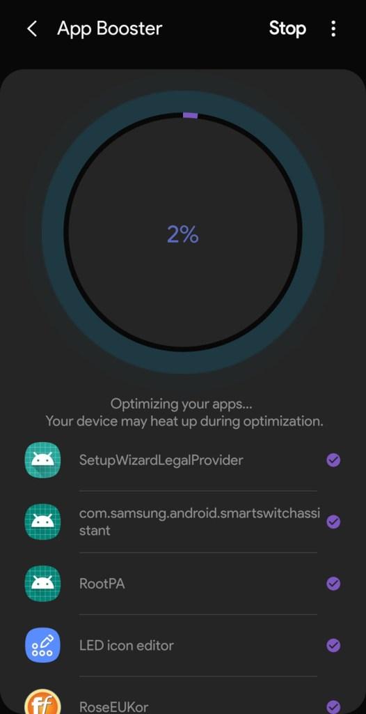 Samsung Galaxy Labs screenshots 6