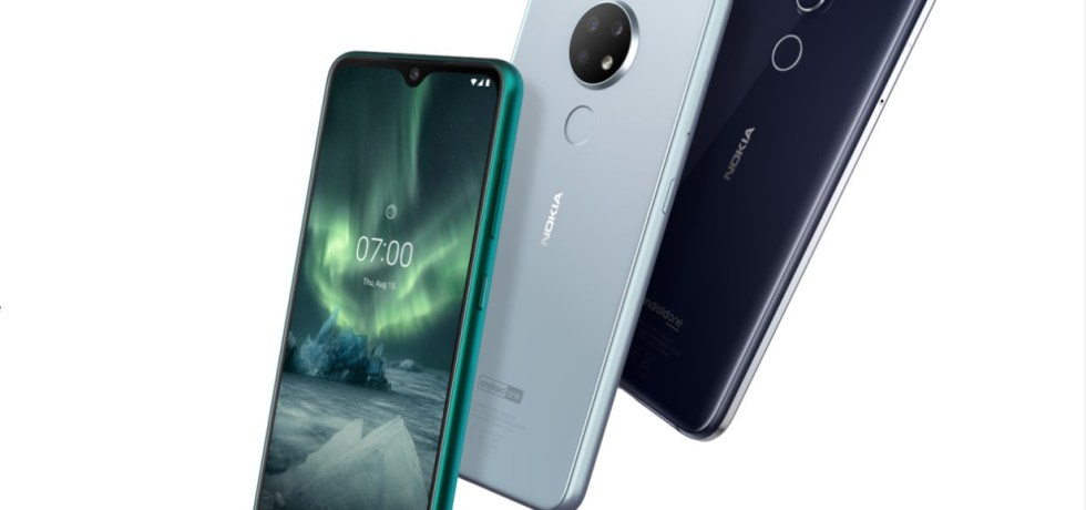 Download Android 10 for Nokia 7.1