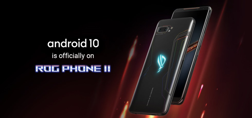 Download and install Android 10 for Asus ROG Phone 2