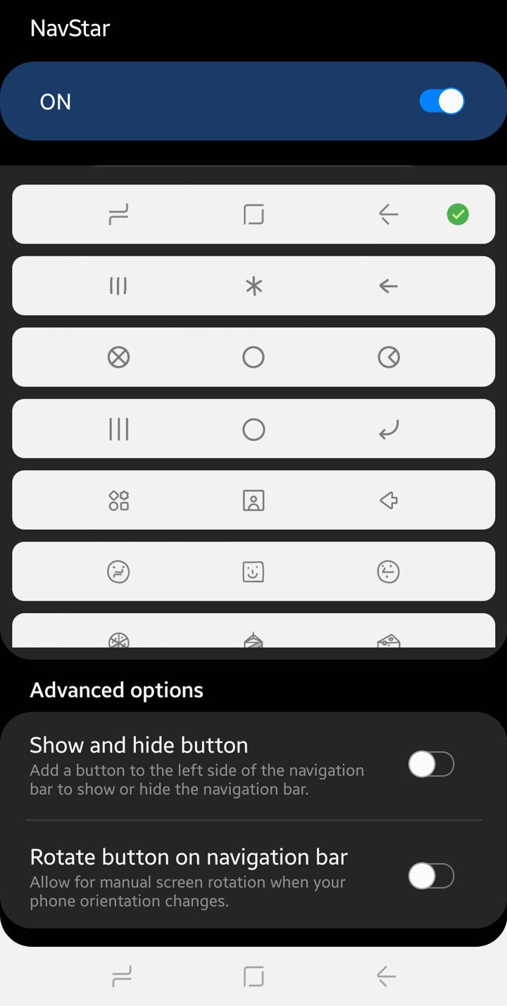 NavStar 2020 update for Android 10